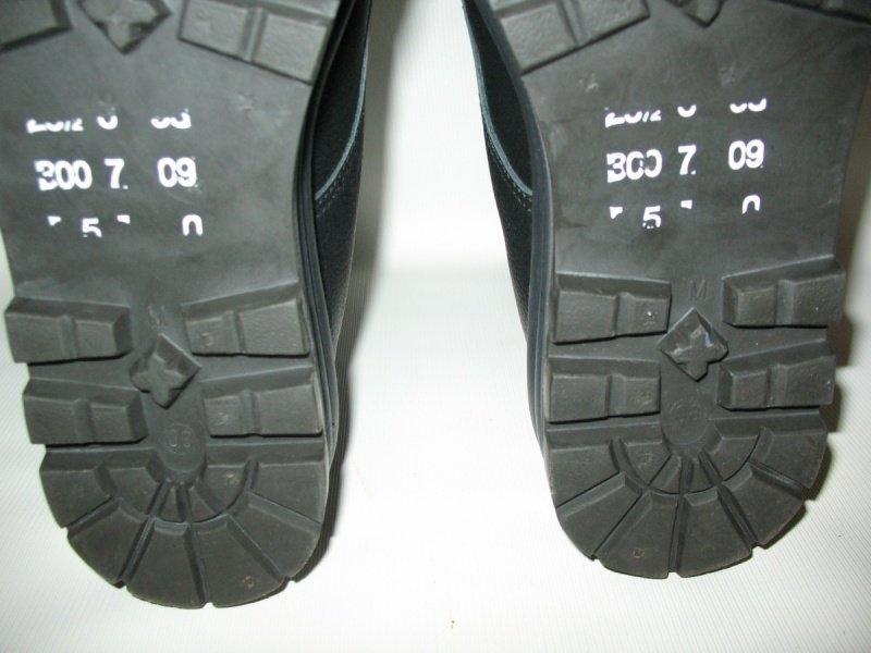 Ботинки MINERVA army boots  (размер UK11/EU46(295-300mm)) - 8