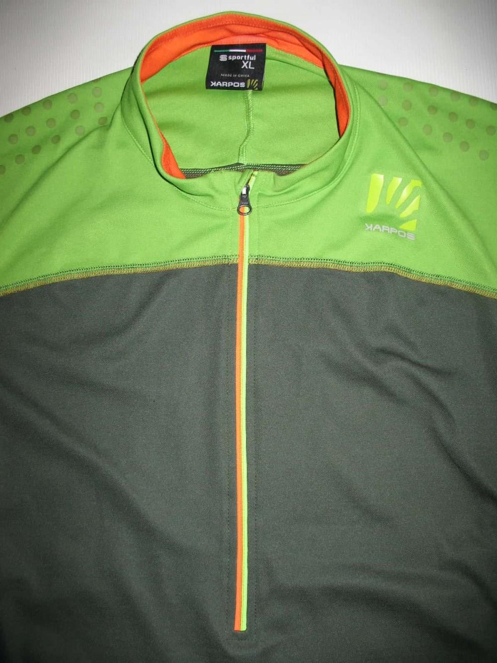 Веломайка KARPOS by SPORTFUL rapid cycling jersey (размер XL) - 4