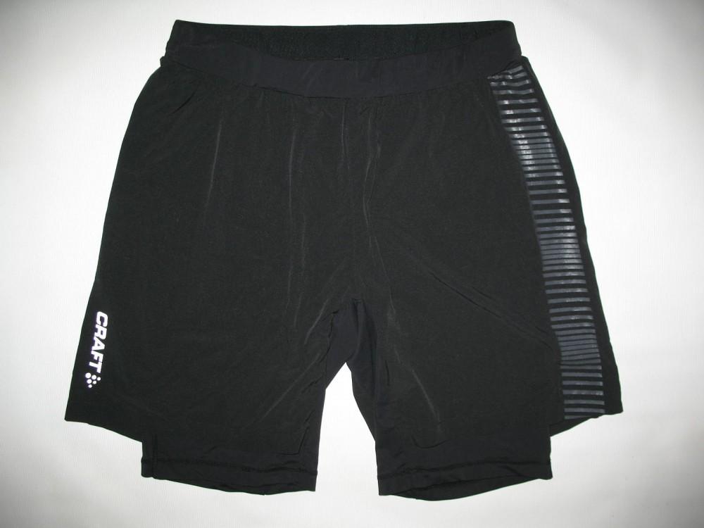 Шорты CRAFT grit 2in1 shorts (размер XL) - 2