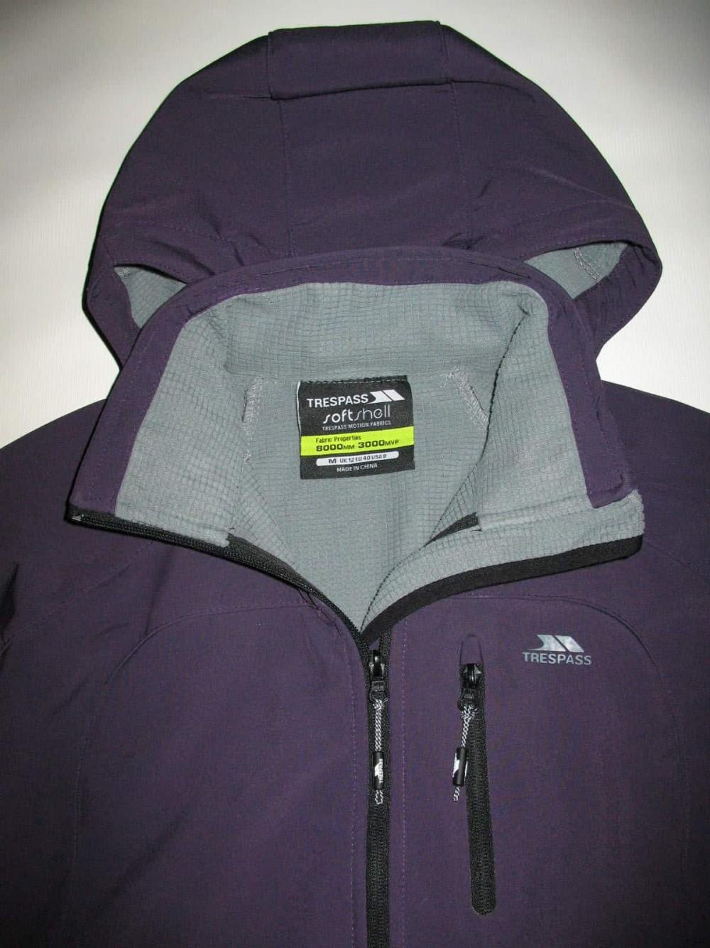 Куртка TRESPASS bela softshell jacket lady (размер M) - 5