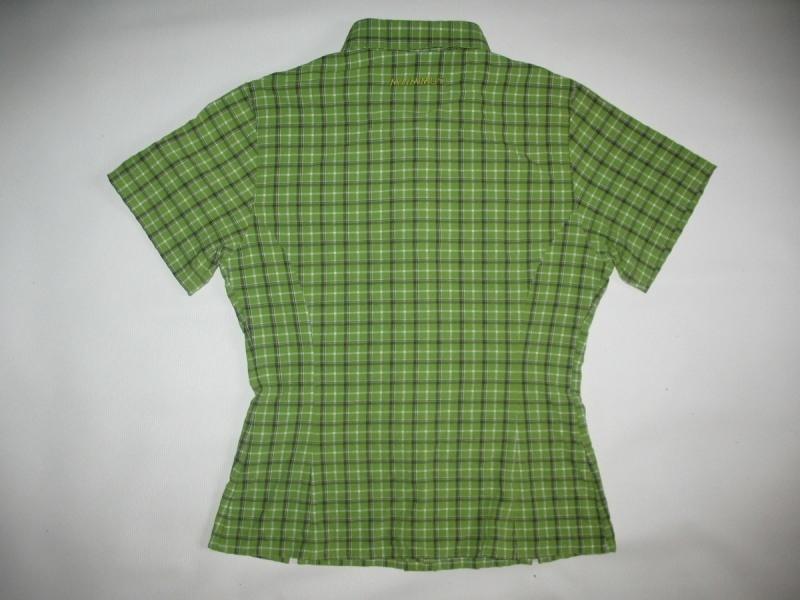 Рубашка MAMMUT shirts green lady  (размер S/M) - 1