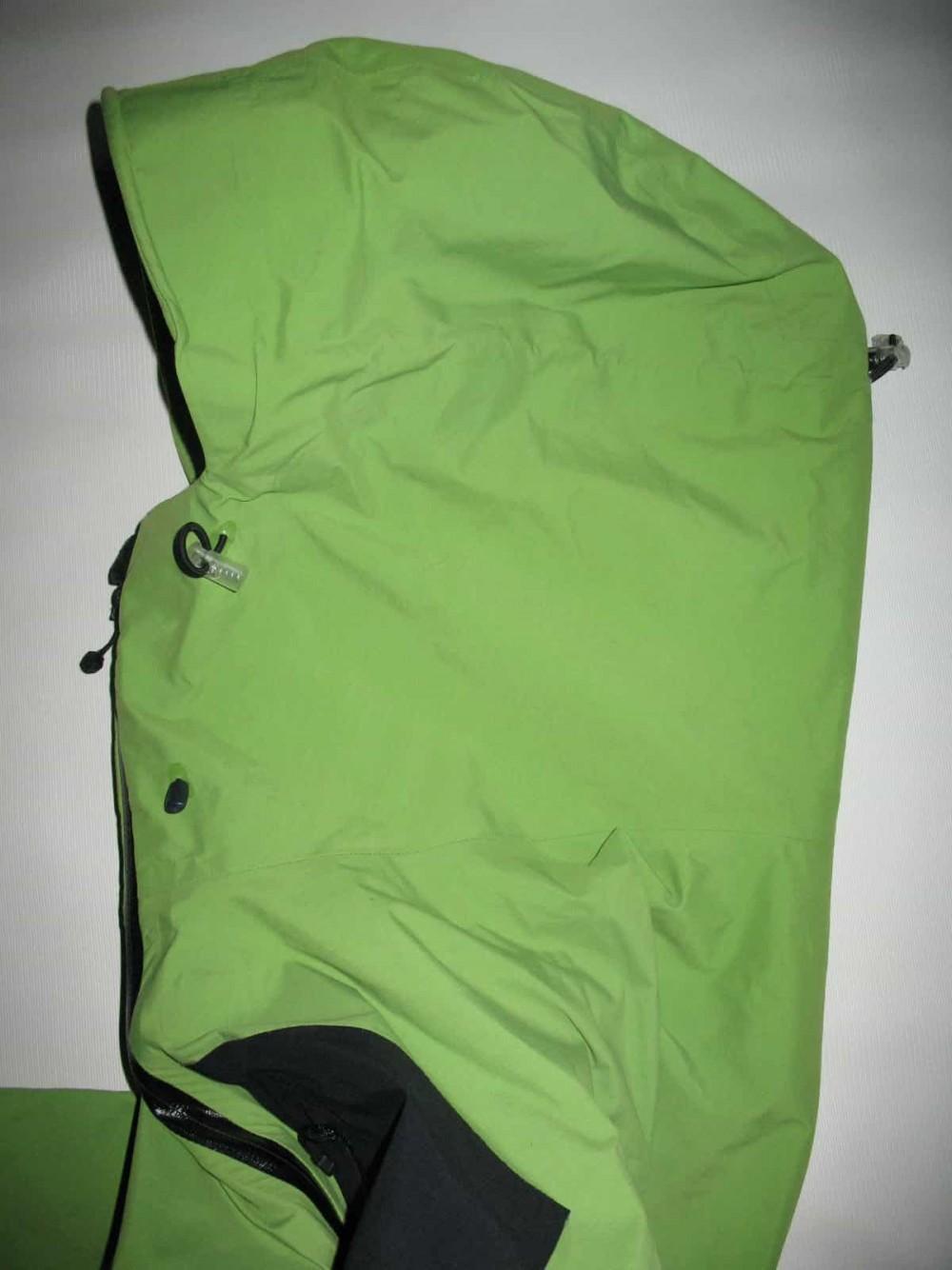 Куртка WHITEOUT by NORRONA cosmonaut hardshell jacket (размер M(реально L/XL) - 8