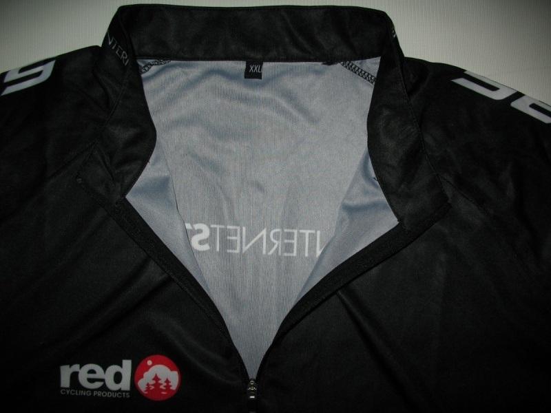 Футболка RED serious jersey (размер XXL) - 2