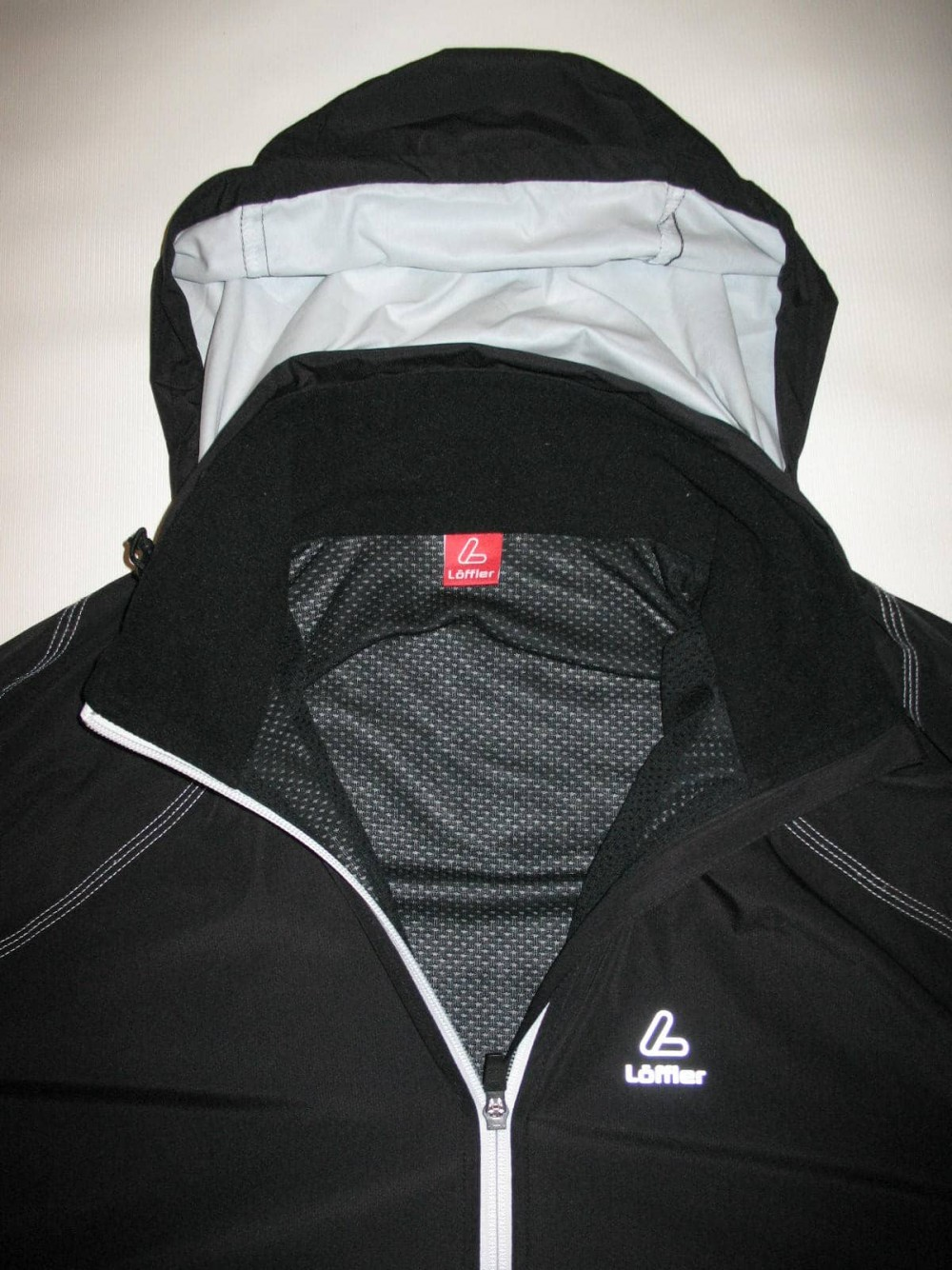 Куртка LOEFFLER windstopper jacket (размер 56/XXL), - 3