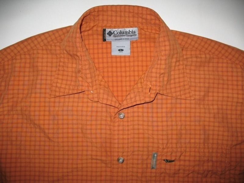 Рубашка COLUMBIA grt shirt (размер L(реально XL/XXL)) - 3