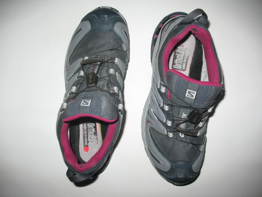 Кроссовки SALOMON xa pro 3D GTX (размер US7,5/UK6/EU39,5(на стопу до 245 mm)) - 11