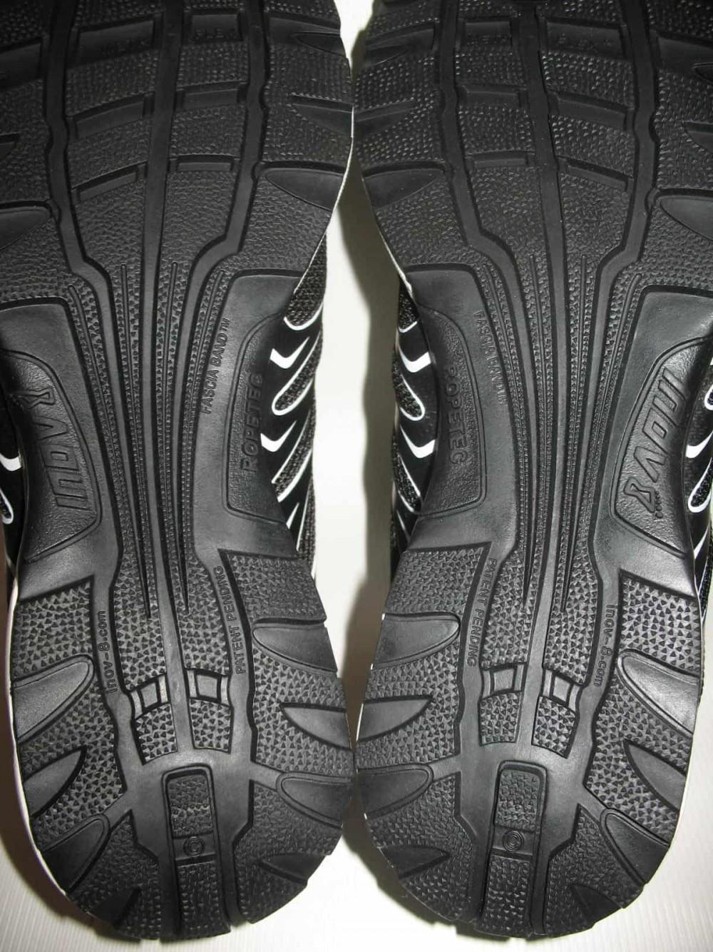 Кроссовки INOV 8  f-lite195 cross-training shoe (размер US12,5/UK11,5/EU46,5(на стопу до   305 mm)) - 10