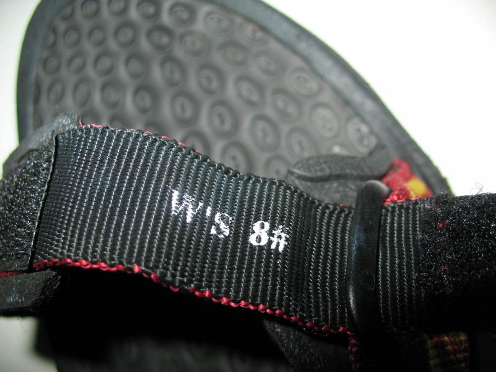 Сандалии TEVA Terra-Fi 2 sandal lady (размер UK6,5/US8/EU39(на стопу до 250mm)) - 10