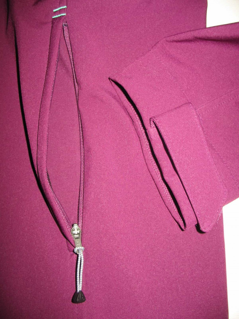 Куртка ODLO logic windproof softshell jacket lady (размер XXL) - 4