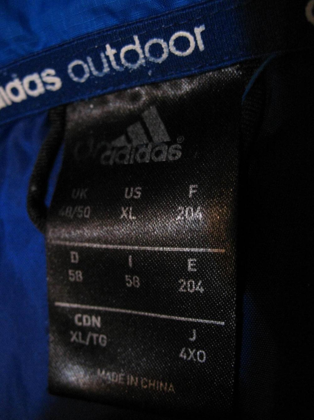Куртка ADIDAS outdoor terrex primaloft jacket (размер XL/XXL) - 9