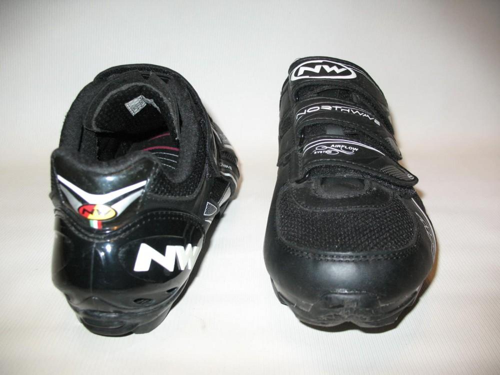 Велотуфли NORTHWAVE sparta MTB shoes (размер UK10/US11/EU44(на стопу до 286 mm)) - 6