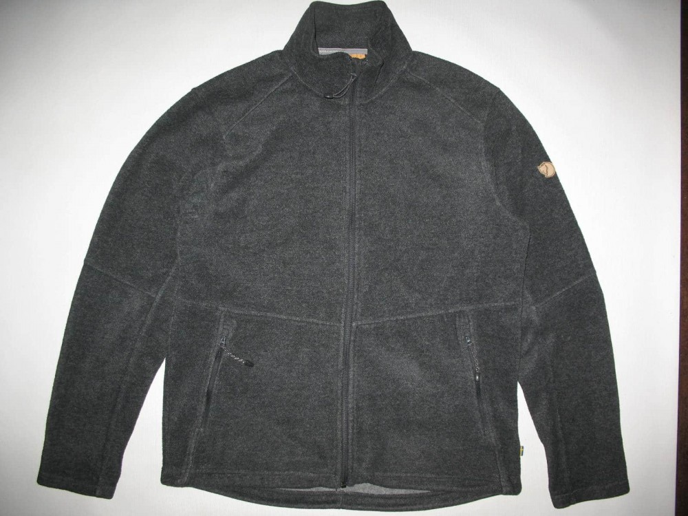 Кофта FJALLRAVEN tornetrask fleece jacket (размер L) - 4