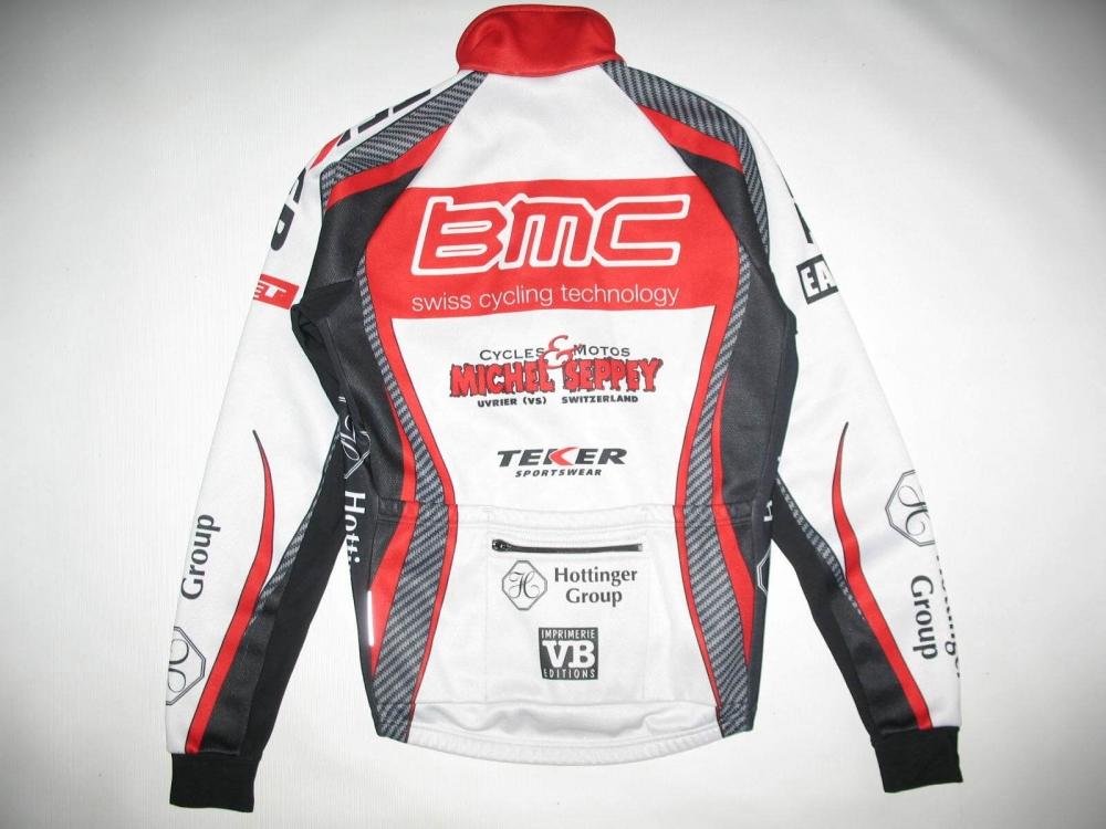 Велокофта TEKER bmc windtex jacket (размер S) - 1