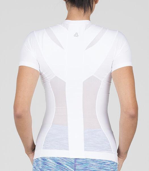 Футболка ALIGNMED posture shirt lady (размер XS) - 1