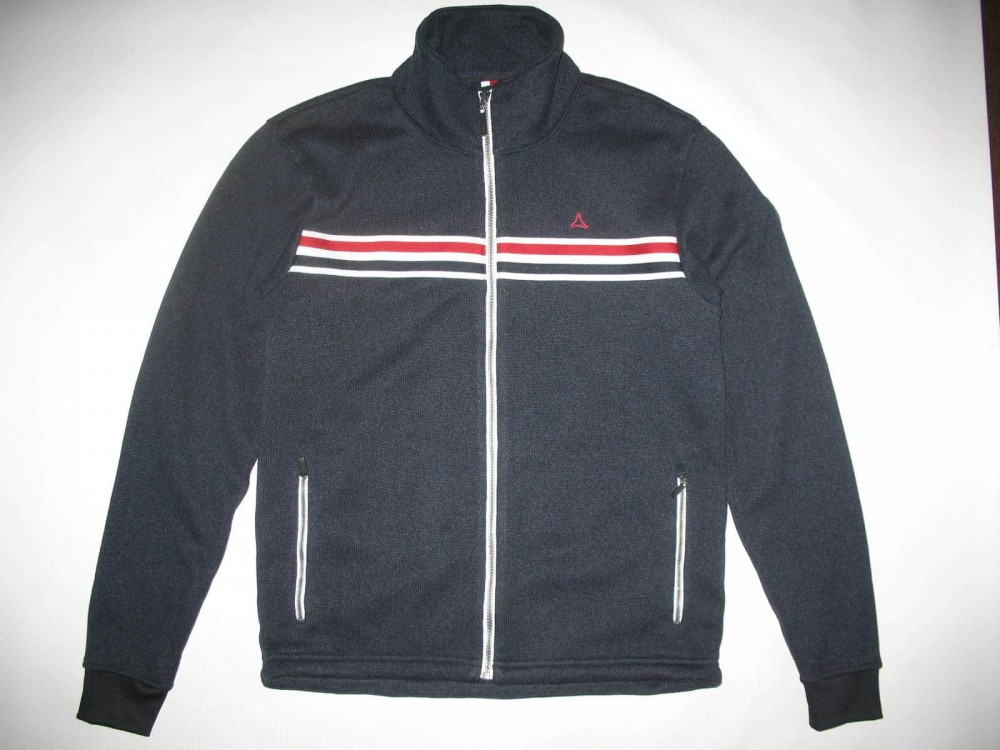 Кофта SCHOFFEL hank fleece jacket (размер 50/L) - 2