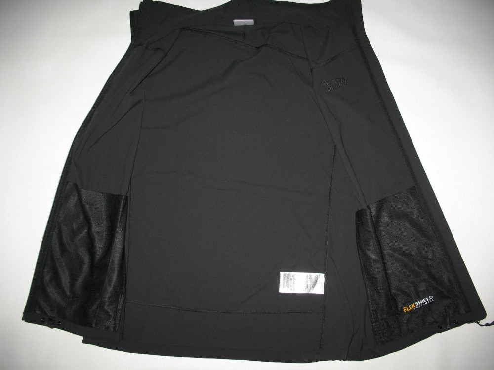 Жилет JACK WOLFSKIN activate softshell vest (размер XL) - 6