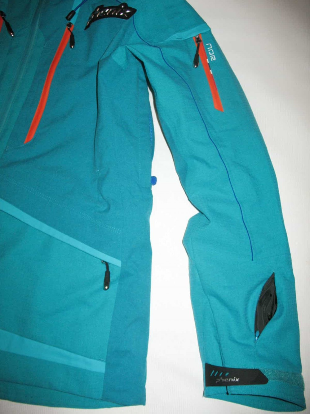 Куртка PHENIX Norway Alpine Team jacket lady (размер 38-S/M) - 11