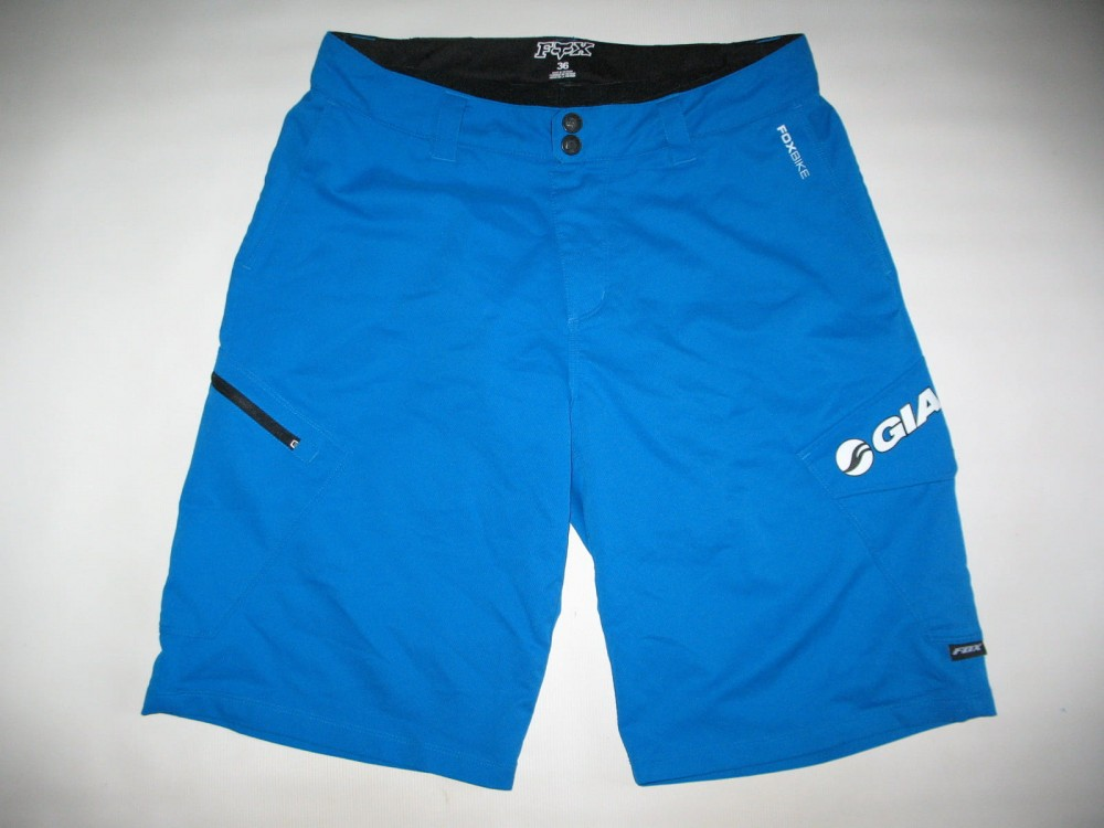 Велошорты FOX giant bike shorts (размер 36-XL) - 4