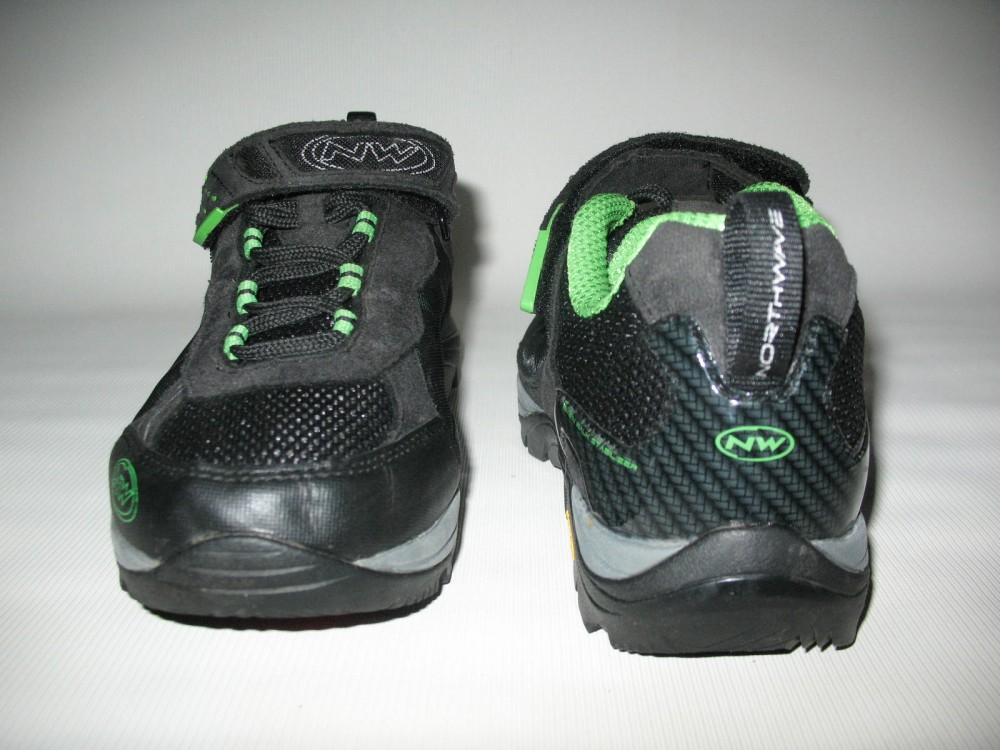 Велотуфли NORTHWAVE mission bike shoes (размер US9,5/UK8,5/EU42(на стопу до 270 mm)) - 6