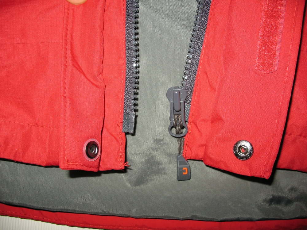 Куртка DIDRIKSONS microtech pro jacket (размер XL) - 10