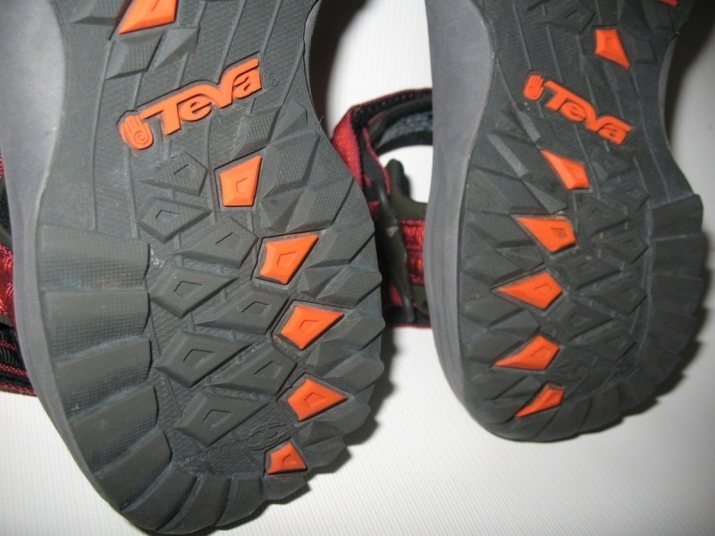 Сандали TEVA Terra F1 Lite Walking Sandal lady (размер EU39(245mm)) - 8