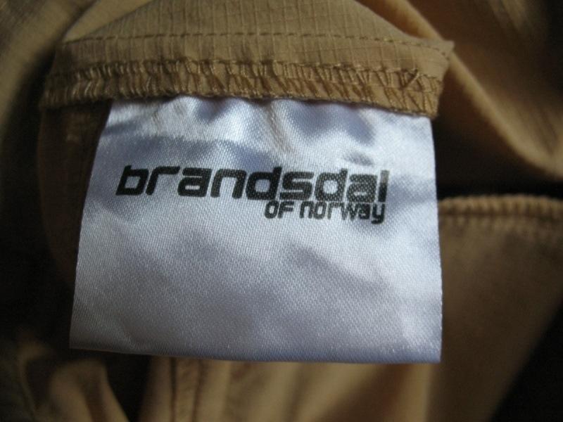 Штаны BRANDSDAL Tvedestrand pants lady   (размер M) - 13