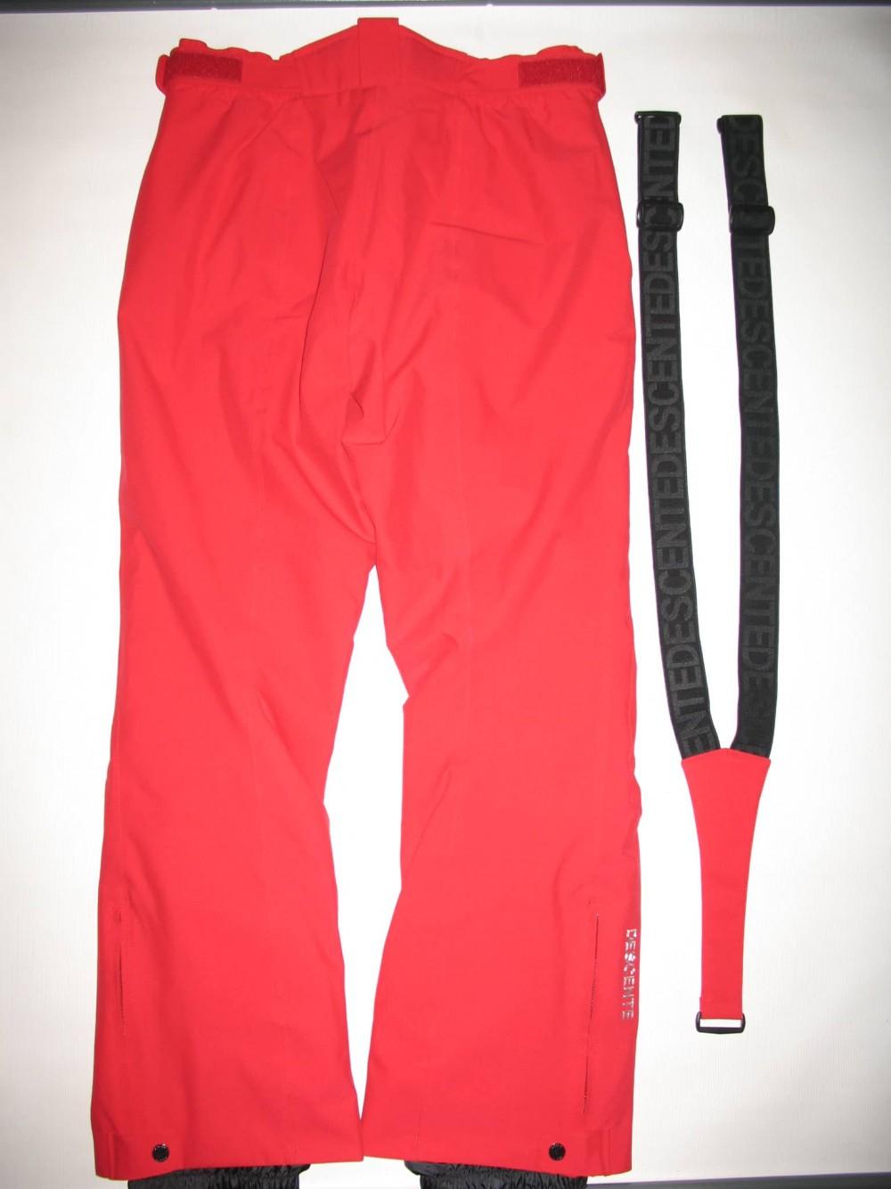Штаны DESCENTE   Peak Mens Ski Pants  (размер 52/XL) - 2