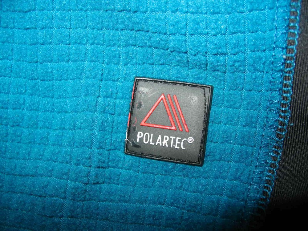Кофта ROAD MAP polartec jacket (размер S(реально M/L)) - 4