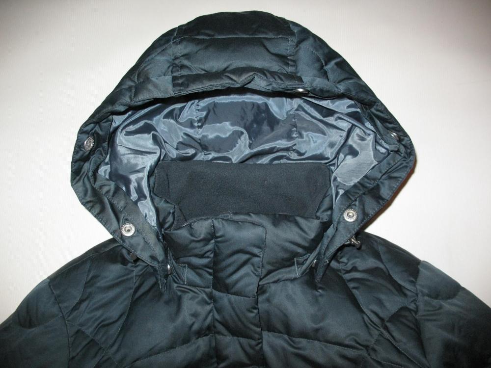 Куртка EDDIE BAUER Lodge Down Parka lady (размер SM-на рост +-170 см) - 5