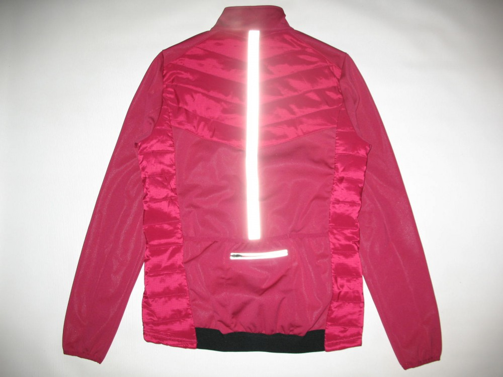 Куртка CRANE bike run hybrid jacket lady (размер 40/L) - 1