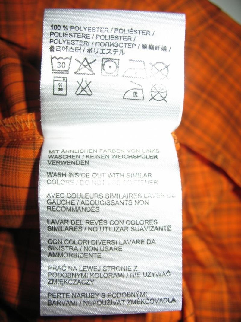 Рубашка JACK WOLFSKIN shirts (размер M/L) - 6