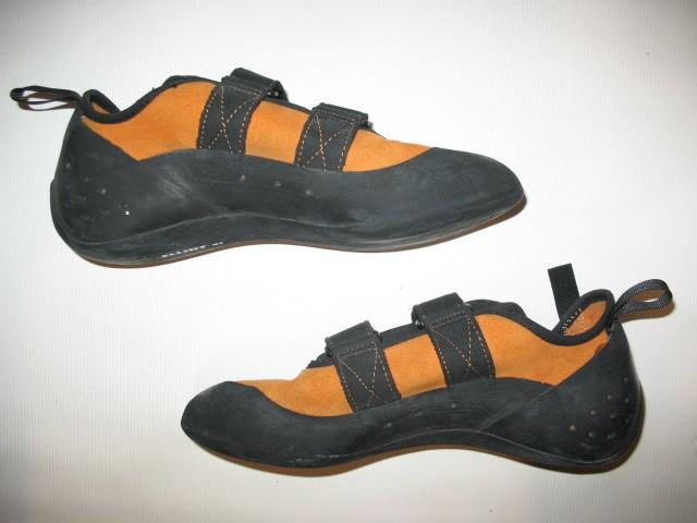 Скальные туфли ELLIOT st voyager velcro climbing unisex shoes (размер UK8,5/EU42,5(275   mm)) - 5