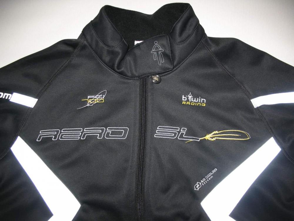 Велокуртка BTWIN aero sl cycling jacket (размер М) - 3