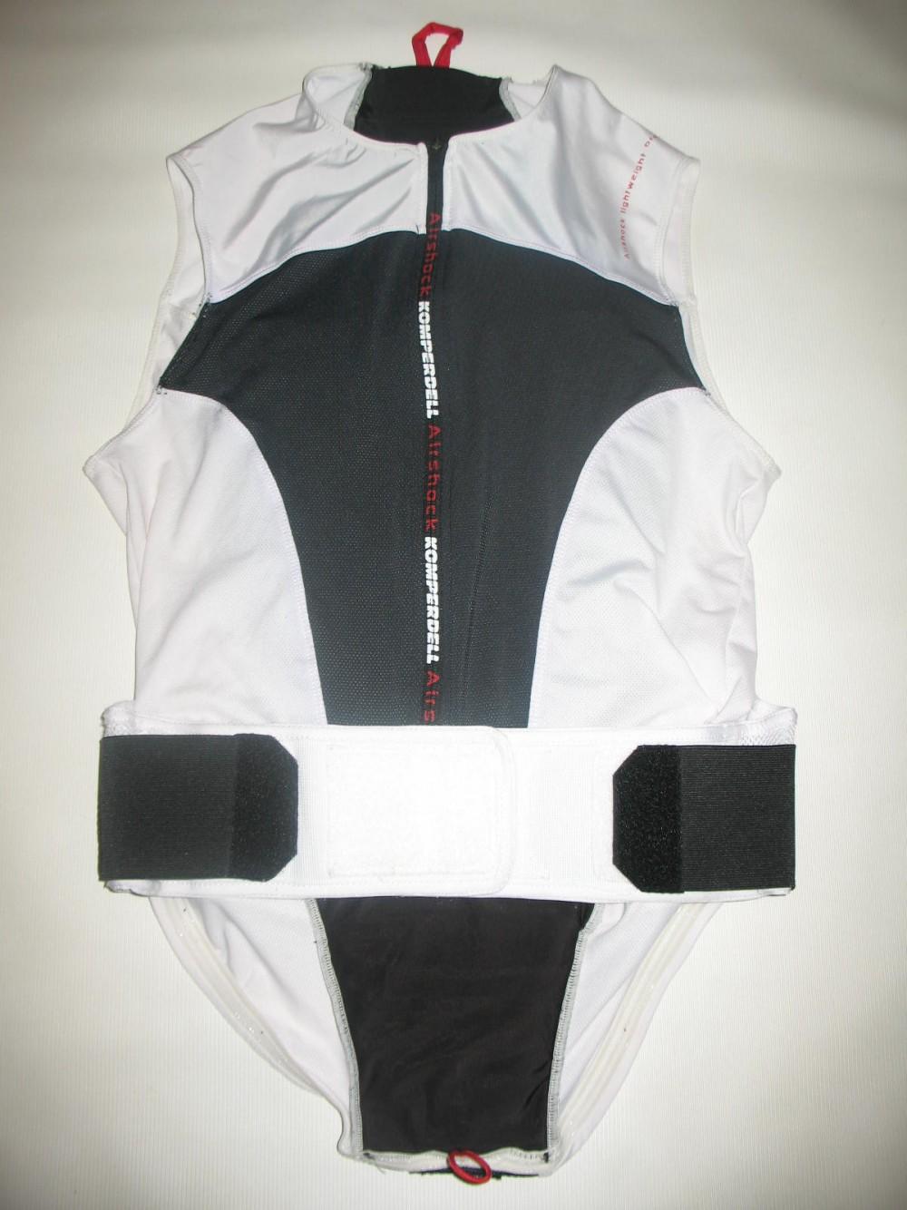Жилет защита KOMPERDELL airshock vest back protector (размер M(на рост 170-180 см)) - 1