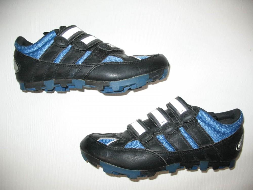 Велотуфли ADIDAS mtb shoes (размер UK5/US5,5/EU38(на стопу до 235 mm)) - 3