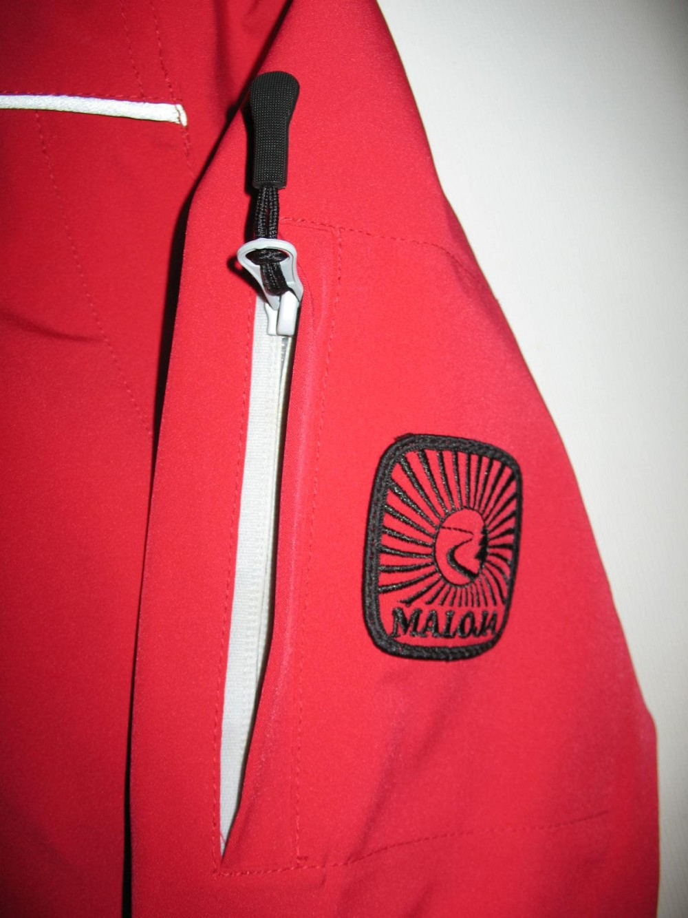 Куртка MALOJA hardshell jacket (размер M/L) - 3
