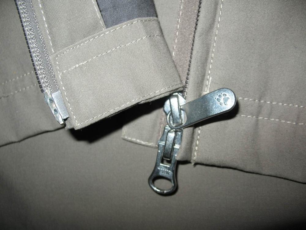 Куртка JACK WOLFSKIN atlas road jacket (размер 50-52/L-XL) - 10
