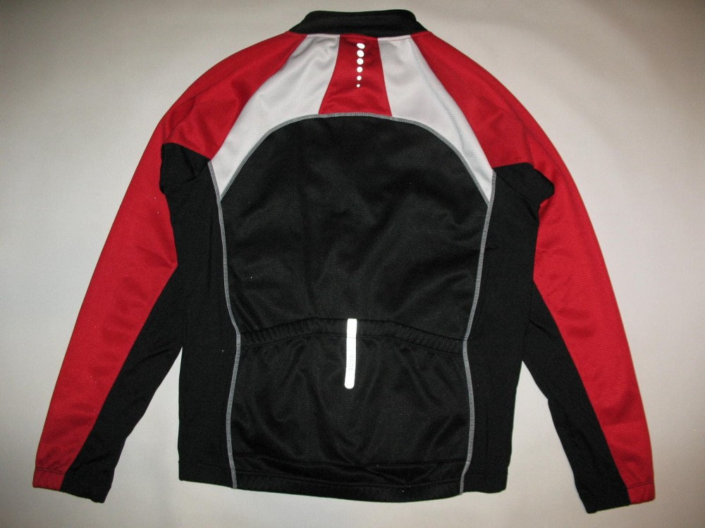 Велокуртка X-RAGE windstopper cycling jacket (размер XL) - 1