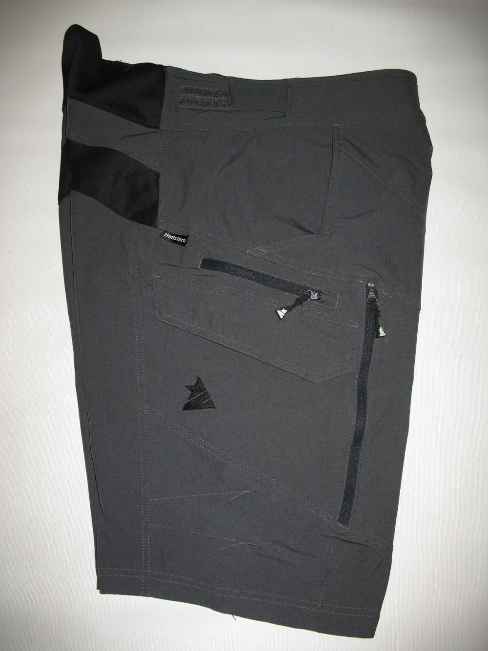 Велошорты ZIMTSTERN trailstar bike shorts (размер L) - 9