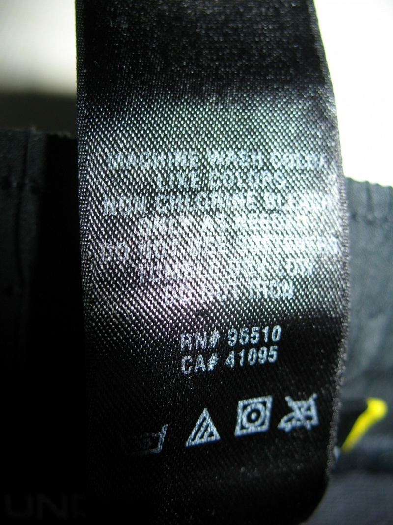 Штаны  UNDER ARMOUR running pants (размер SM(реально S/XS)) - 12