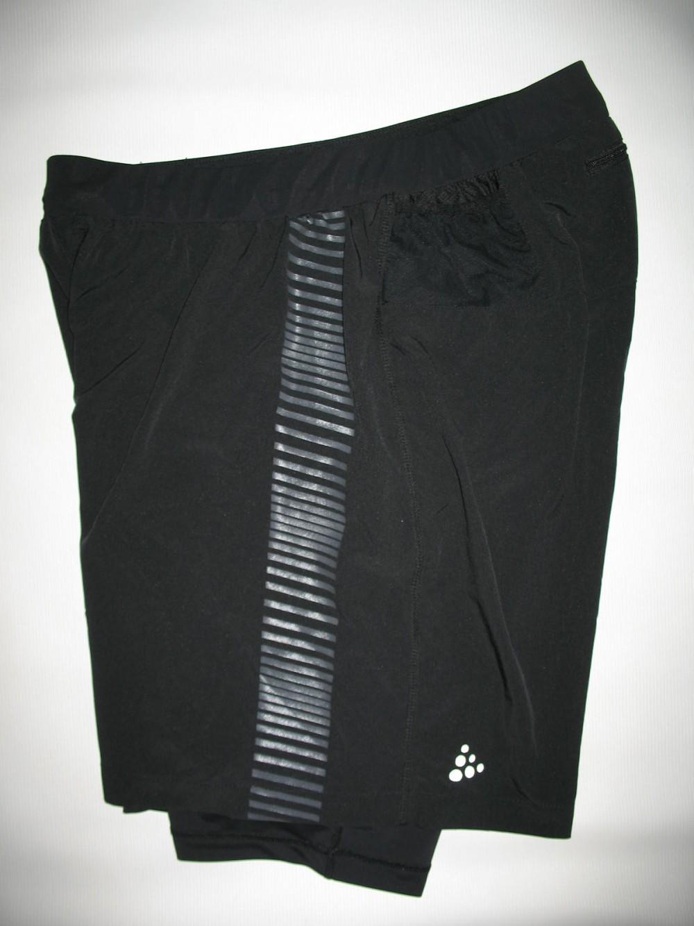 Шорты CRAFT grit 2in1 shorts (размер XL) - 4