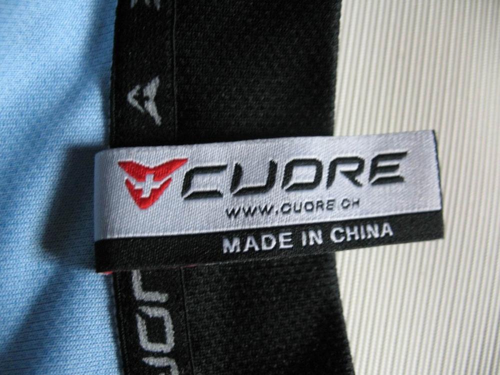 Веломайка CUORE santis cycling jersey (размер M) - 3