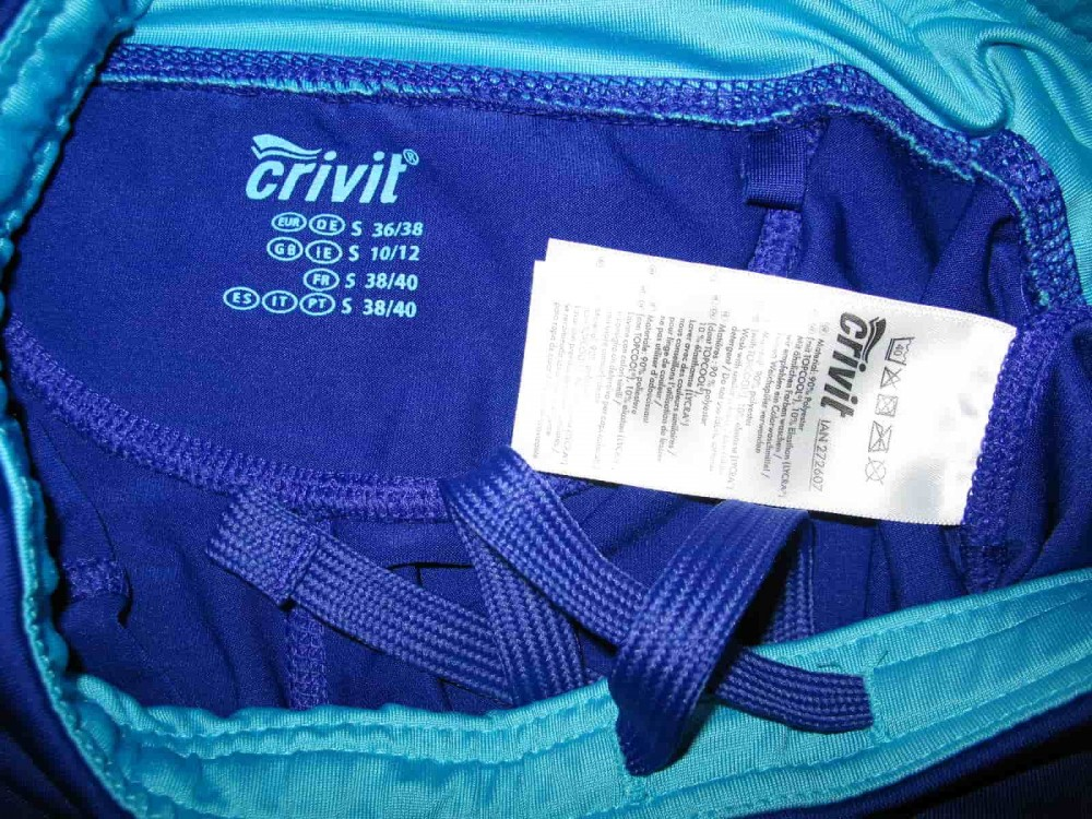 Шорты CRIVIT 3/4 shorts lady (размер S/М(38-40)) - 4
