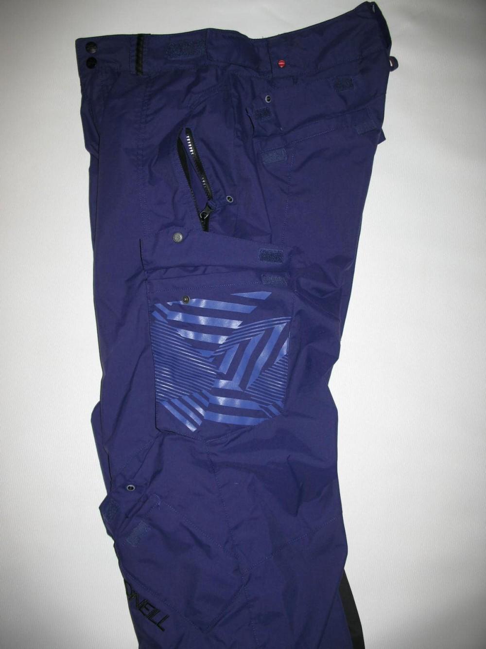 Штаны O'NEILL 10/10 snowboard pants (размер S) - 4
