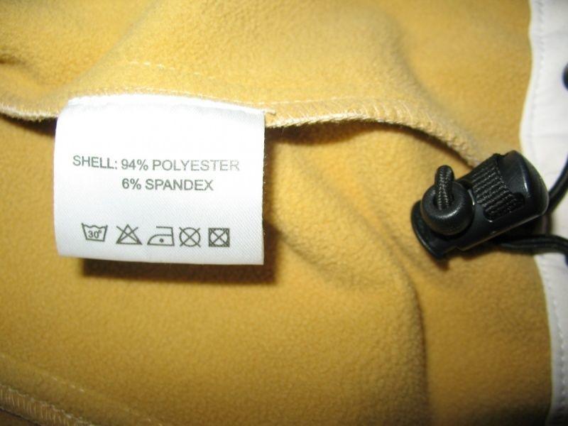 Кофта AK SKI aldo kuonen softshell  (размер XL) - 7