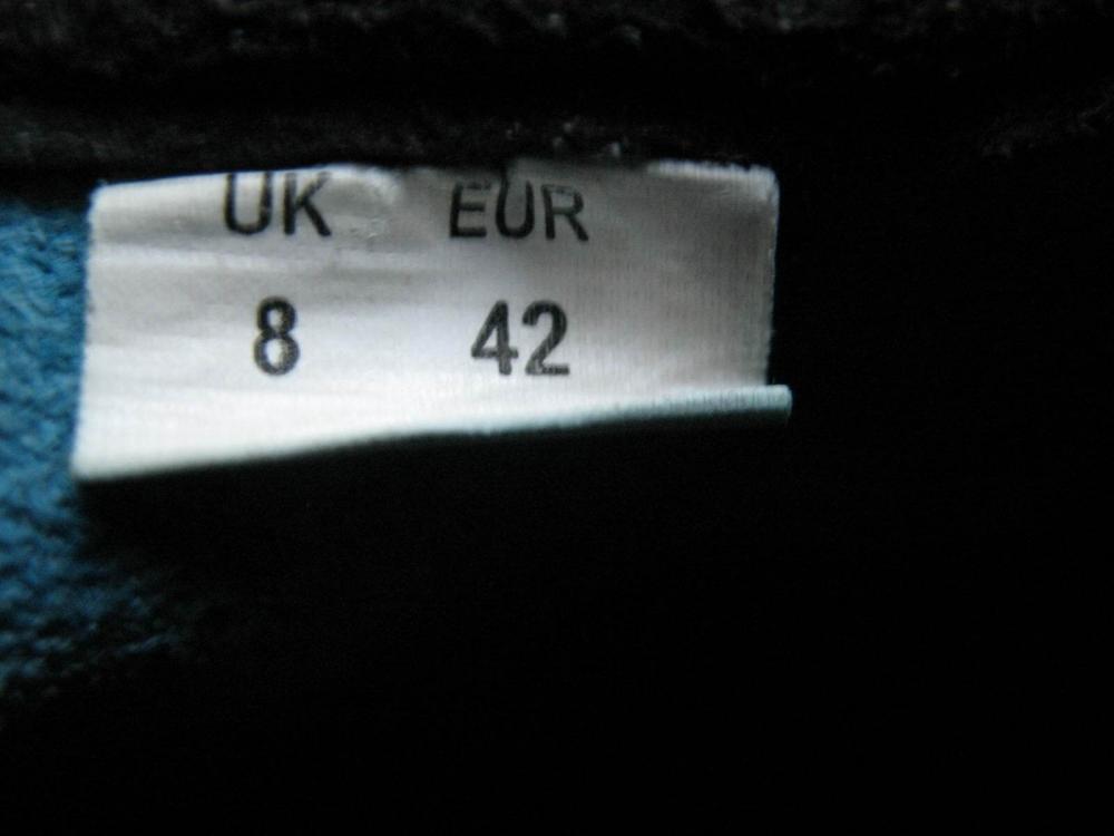 Скальные туфли RED CHILI  spirit climbing shoes (размер UK8/EU42) - 8
