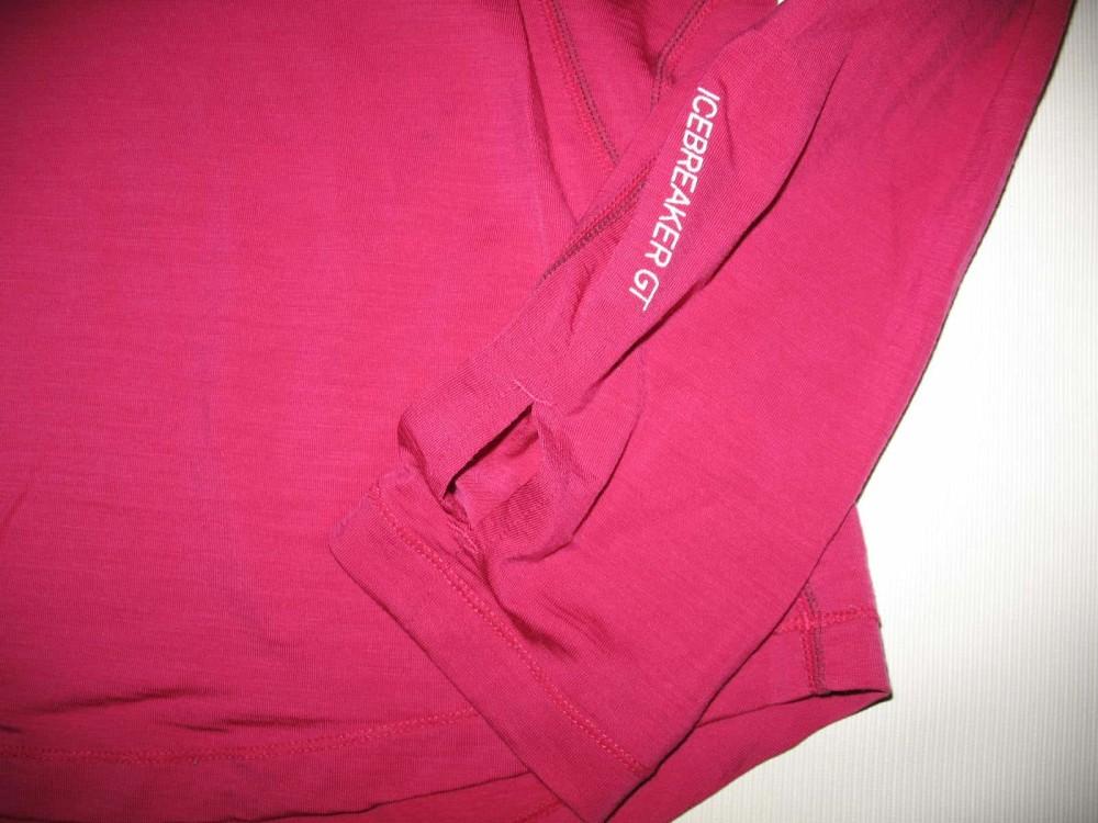 Термобелье ICEBREAKER gt 200 jersey lady (размер L) - 3
