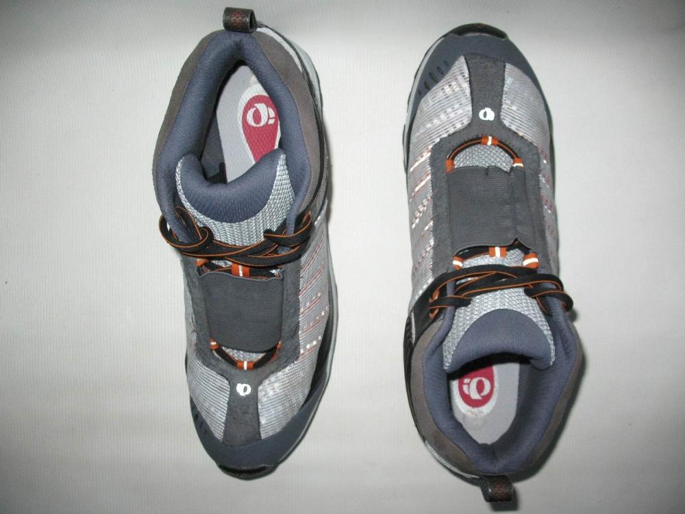 Велотуфли PEARL IZUMI X-Alp mid enduro shoes (размер UK9/US11/EU44(на стопу 280 mm)) - 5