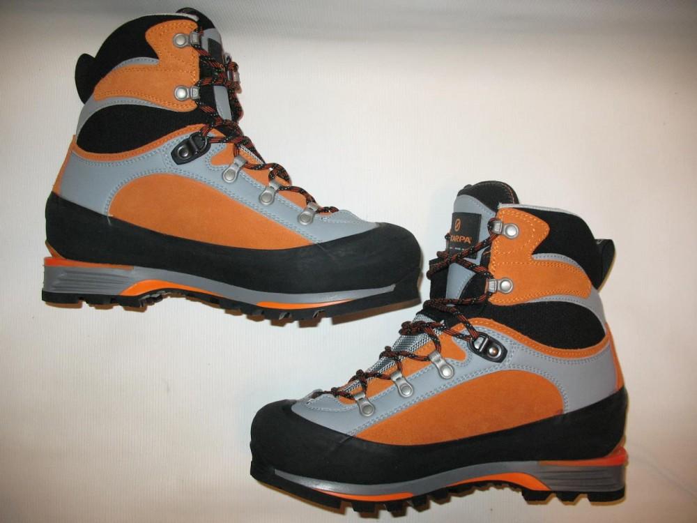 Ботинки SCARPA triolet pro GTX boots (размер UK7/US8/EU41(на стопу 255 mm)) - 4