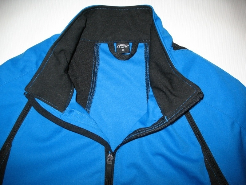 Велокуртка CRANE 2in1 softshell  (размер M) - 1